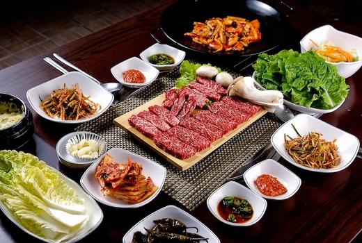 Hyun korean bbq nyc eats