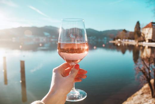 Vinesse drink up rose