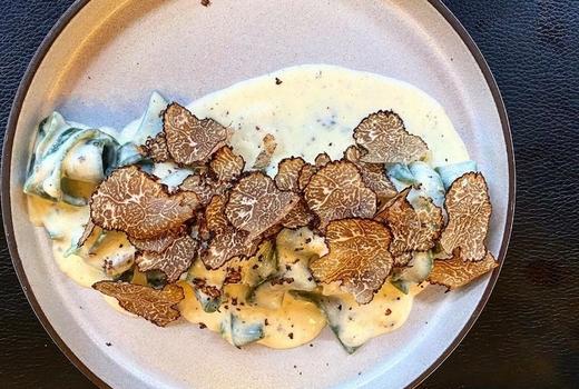 Sola pasta bar truffle wow