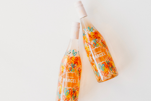 Maison marcel cute bottles art