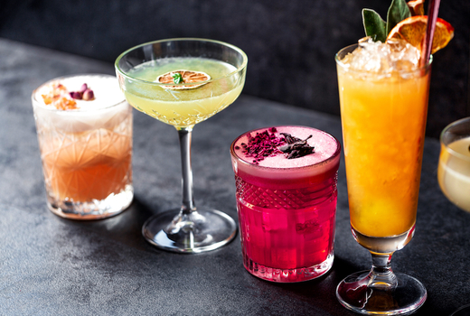 Barfly cocktail drinks