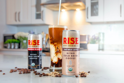 Rise brewing co kitchen