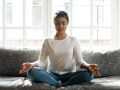 Stress meditation