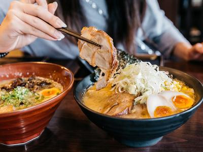 Hide chan ramen dinner ramen noodles yum
