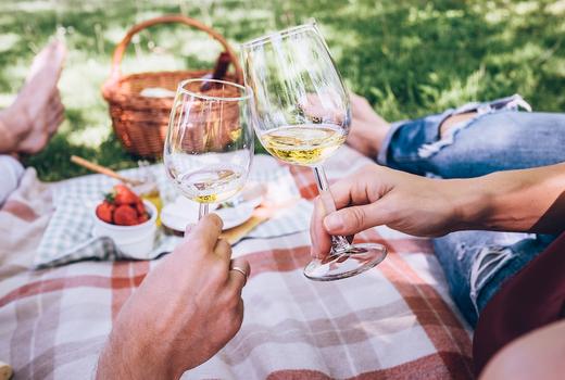 Sami susu wine cheers picnic