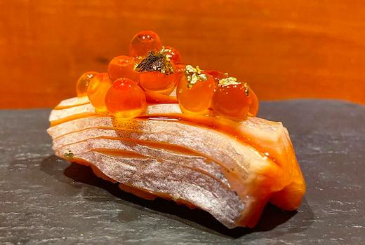 Sushi dojo caviar wow