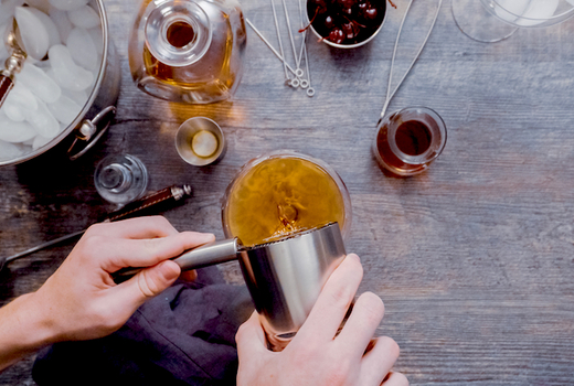 The age your own whiskey kit mixology