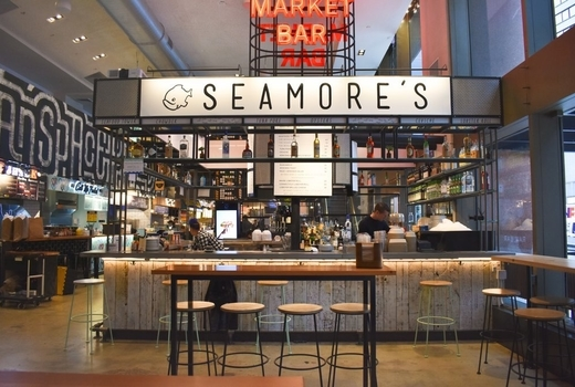 Seamores midtown inside