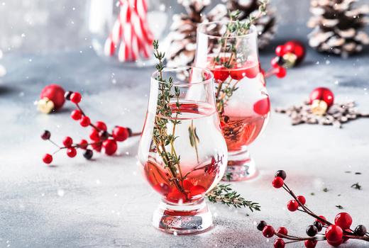 Tippsy sake cocktail