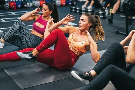 F45 training abs